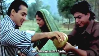Ye Bandhan To Pyaar Ka Bandhan Hai song Karan Arjun YouTube