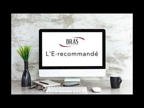 TUTORIEL - Comment enregistrer son e-recommandé sur son ordinateur