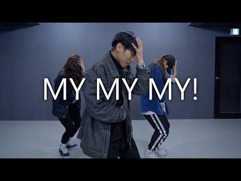 Troye Sivan - My My My!   RAGI choreography   Prepix Dance Studio