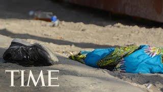 Gunman Kills At Least Five At Mexico