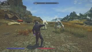 Skyrim Strength of the gods Mod