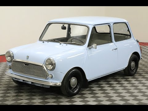 1974 Austin MINI LHD MINI ORIGINAL 4 CYLINDER NEW PAINT: FINANCING! NATIONWIDE SHIPPING. CONSIGNMENT. TRADES. FORD. CHEVY. BRONCO. TOYOTA