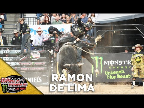 WORLD FINALS: Ramon De Lima Rides Fish Camp for 88.5 Points | 2019