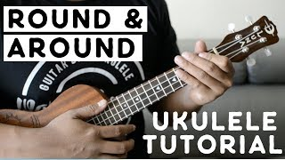 Gambar cover Round and Around (Ukulele Tutorial) - Kolohe Kai