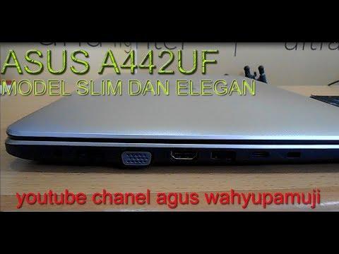 Review ASUS A442UF-Intel core I7