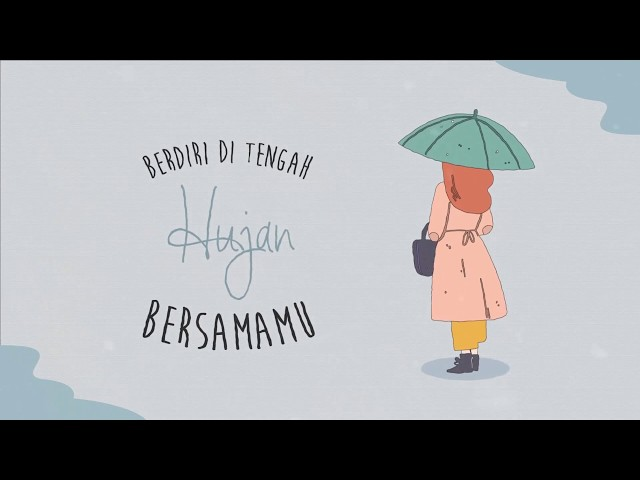 Wizzy - Hujan (Official Lyric Video)