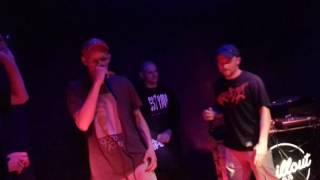 N.U.W Ostrów Wielkopolski - Hiphop Live Stage Vol1