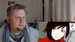 [Blind Reaction] RWBY Chapter 1: Ruby Rose | Volume 1