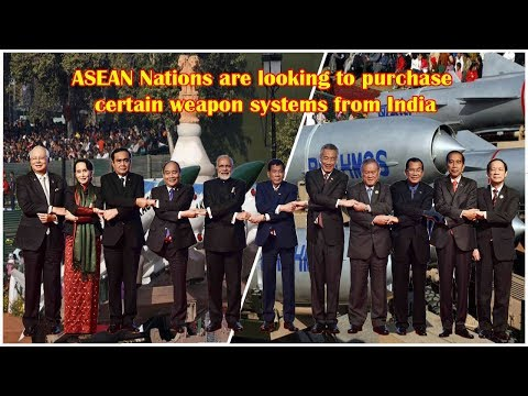 ASEAN Member States Seeking India's Akash And BrahMos Missiles
