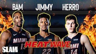 Jimmy Butler, Bam Adebayo & Tyler Herro ARE THE FUNNIEST TRIO IN THE NBA 🤣    SLAM Cover Shoot