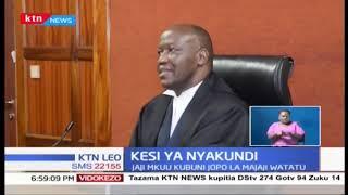 DPP amtaka jaji mkuu Maraga kuunda jopo la kuskiza kesi ya wakili anayetuhumiwa kumuua mwanaye