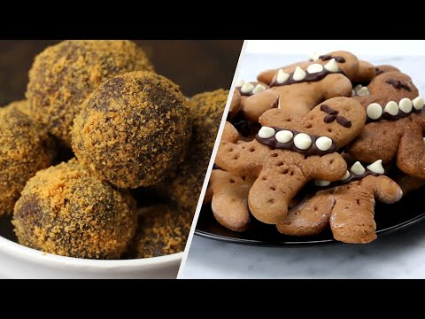 5 Sweet & Spicy Gingerbread Recipes To Try This Season! • Tasty Recipes