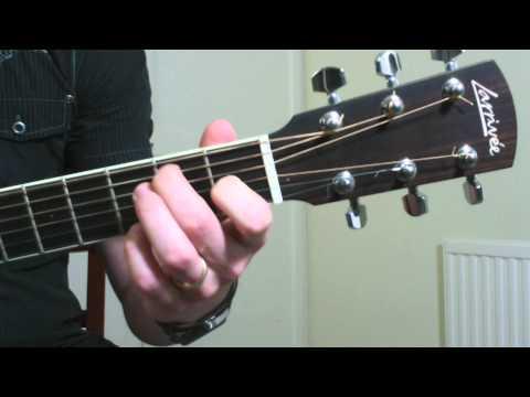 Beginning Guitar - Speeding Up Chord Transitions
