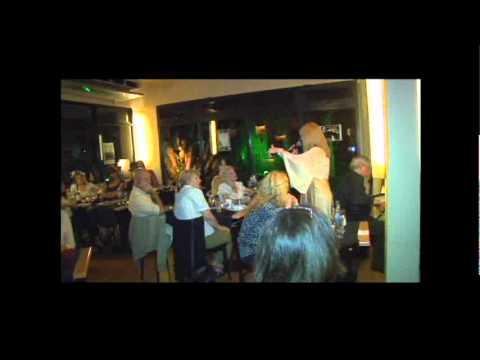 CRISTINA OROZCO canta  Adios Nonino - Astor Piazzolla & Eladia Blazquez