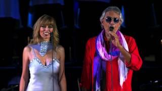 Teatro Del Silenzio 2015 - Andrea Bocelli & Ilaria Della Bidia - Canto Della Terra