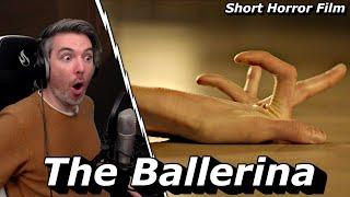 Tickno REAGIERT auf THE BALLERINA   SHORT HORROR MOVIE