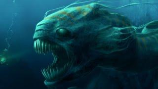 Ученые остолбенели обнаружив этих монстров в Черном море