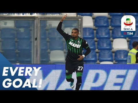 Boateng Gervinho Higuaín And Chiesa | EVERY Goal | Round 5 | Serie A