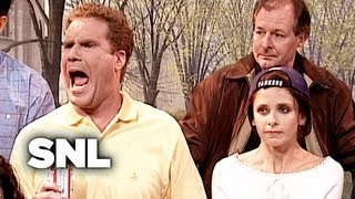Get on the Bag, Brandon! - SNL