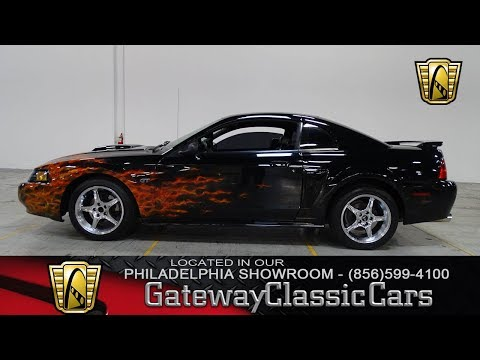 Video of '02 Mustang - LOGA