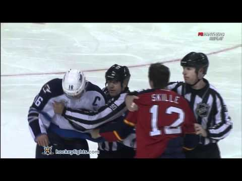 Jack Skille vs. Andrew Ladd