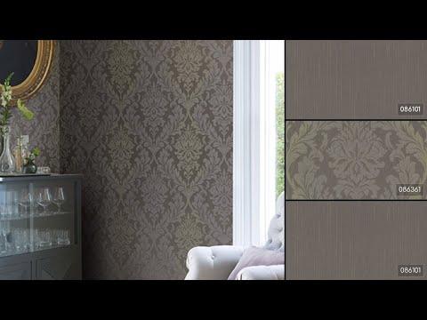 Видео Rasch Textil Mondaine