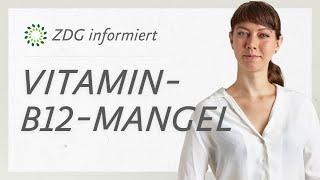 Vitamin B12 Mangel - Ursachen, Symptome & Folgen