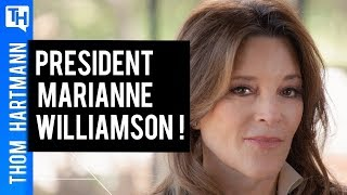 Marianne Williamson is Running for President - The Story So Far