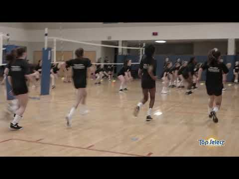 Excel Speed Team Volleyball Training