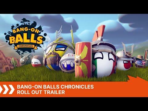 Bang-On Balls: Chronicles Trailer