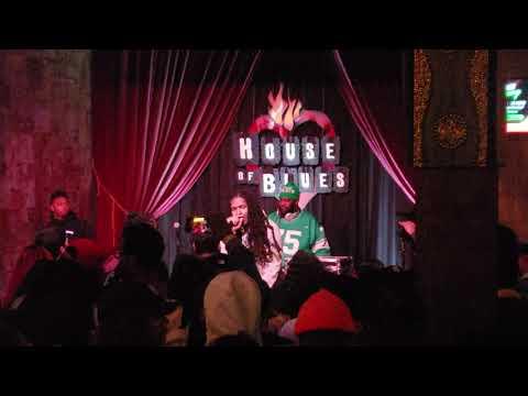 Kapo Bravado - Live in Houston, TX @ House of Blues! 11/15/19