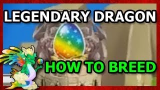 How To Breed LEGENDARY Dragon In City Updated With Pure Dragons