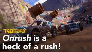 Onrush Is A Heck Of A Rush!