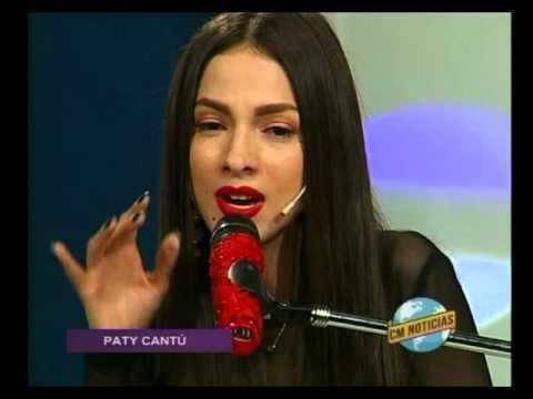 Paty Cantú video Valiente - CM Estudio - Diciembre 2015