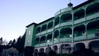 preview picture of video 'Klasztor Sióstr Nazaretanek w Komańczy'
