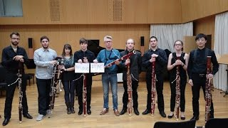 KOR - Holberg Suite for Bassoons
