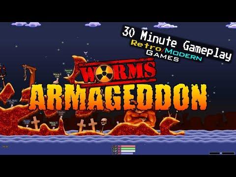 worms armageddon dreamcast download