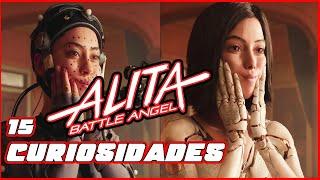 15 Curiosidades de Alita Battle Angel.