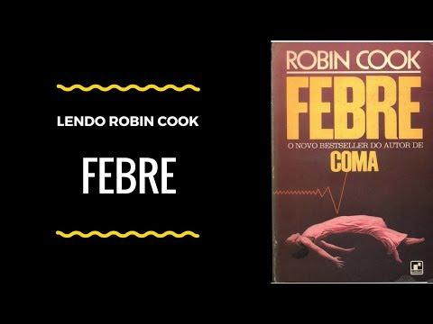 Lendo Robin Cook: Febre - VEDA #12