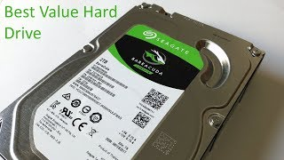 Best Value Hard Drive - Seagate Barracuda 2 TB Review