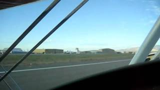 Take off out of Mojave