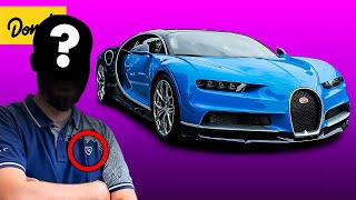 How This Obscure Carmaker Bought Bugatti