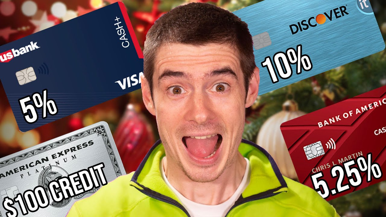 BEST Credit Cards For Vacation Shopping 2020! thumbnail