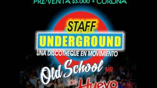 TE PONGO LOQUITA REMIX DJ CHEPO STAFF UNDERGROUND
