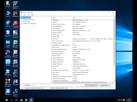How to check full Specification of your Laptop & Desktop PC