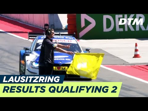 Rookie Eng on pole for Race 2 - DTM Lausitzring 2018