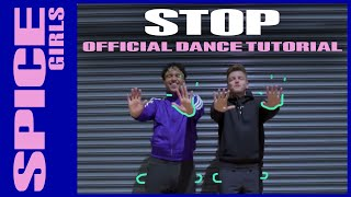 Spice Girls - Stop (Official Dance Tutorial)