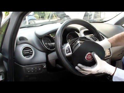 Come rimuovere l'airbag dello sterzo di un'auto- To remove the steering airbag takes only 5 minutes