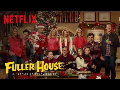 Fuller House Season 2 Promo 'Twas The Night Before Fuller'