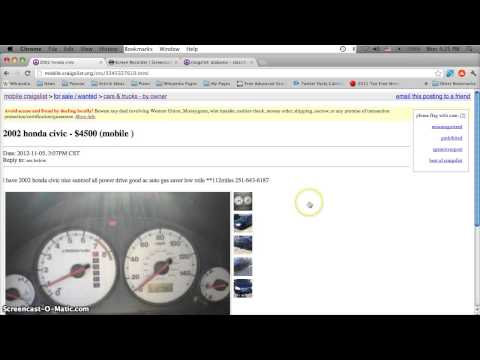 Craigslist Dallas Texas Cars And Trucks For Sale By Owner